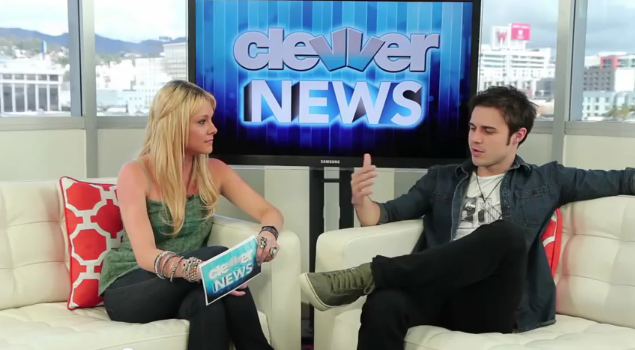 Kris Allen Reveals Album Deets in NewInterview