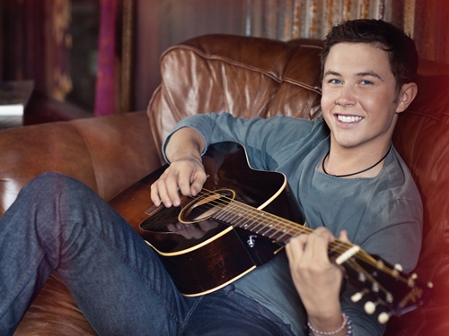 Scotty McCreery - credit: ScottyMcCreery-Official.com