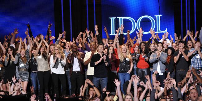 Randy Jackson Discusses Hollywood Week on 'AmericanIdol'
