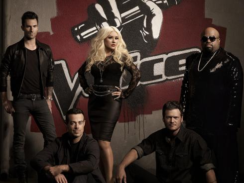 The Voice >> Leavin' It All on the Stage