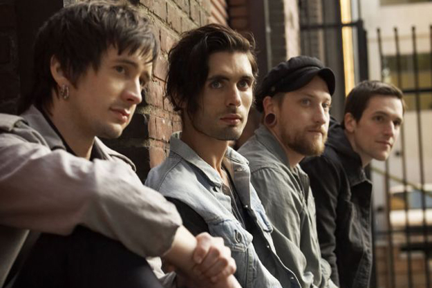Music Review >> The All-American Rejects – 'Kids in the Street'