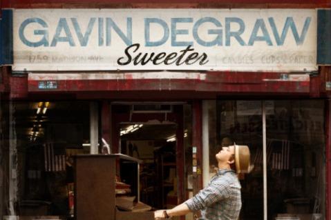 "Music Video >> Gavin DeGraw – ""Sweeter"""