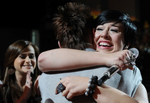 Idol Wired >> Erika Van Pelt's <i>American Idol</i> Journey Gets CutShort