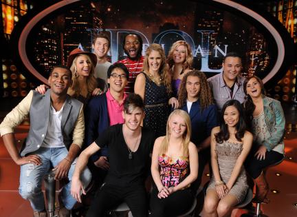 Idol Wired >> <i>American Idol</i> Gets It's GrooveBack