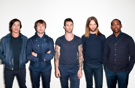 "Ear Candy >> Maroon 5 feat. Wiz Khalifa – ""Payphone"""
