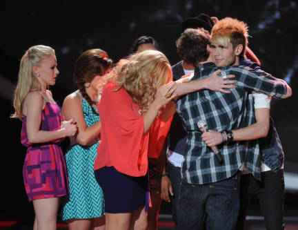 Idol Wired >> Colton Dixon Heads Home After Shock Elimination