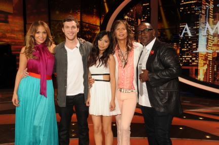 Idol Wired >> <i>American Idol's</i> Executive Producer Nigel Lythgoe Weighs in on The Final Two