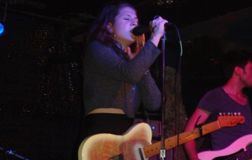 Concert Review >> Kitten Live at Bottom of the Hill in San Francisco, CA, 06/13/2012