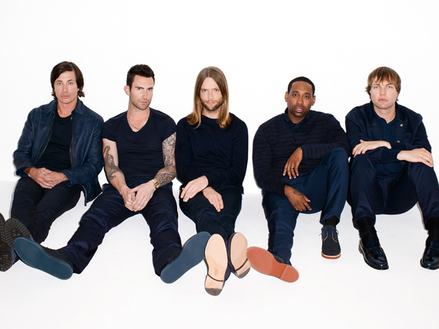 Maroon 5 Video Round-Up!