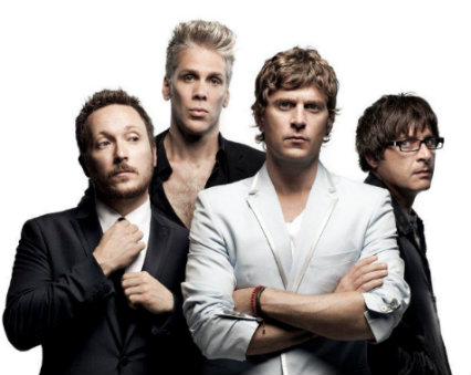"Music Video >> Matchbox Twenty – ""Put Your Hands Up"""