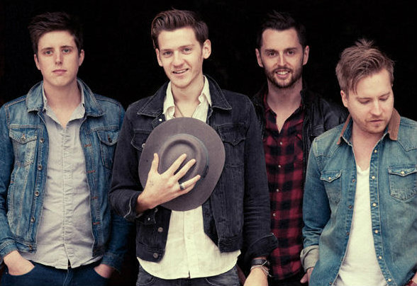 A Rocket To The Moon's Nick Santino Discusses Band's 'That Old Feeling Tour' And Getting 'Wild & Free' on Their New Record
