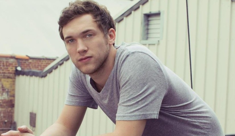 Music Review >> Phillip Phillips – 'The World from the Side of theMoon'