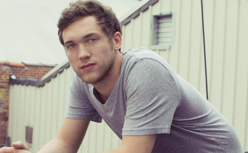 Music Review >> Phillip Phillips – 'The World from the Side of the Moon'