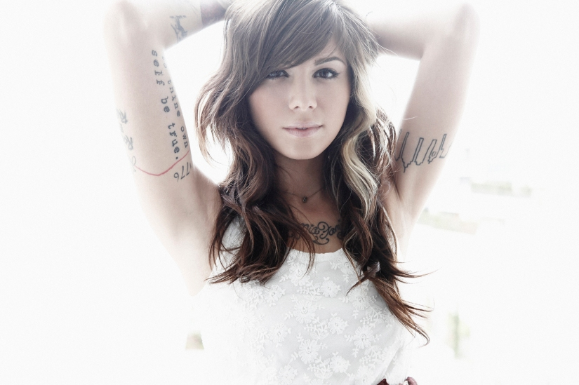 A Very Merry Christina Perri