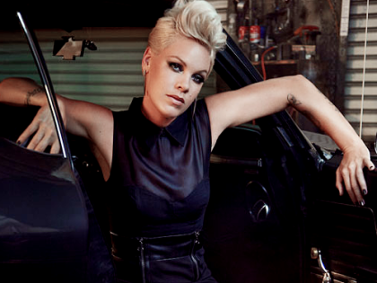 "P!nk To Release Third Single – ""Just Give Me a Reason"" Feat. fun.'s Nate Ruess"
