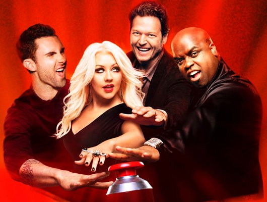 Live Blog >> 'The Voice' Top 4!
