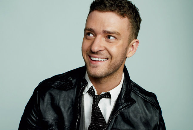 "Justin Timberlake is ""Ready"" for 2013"