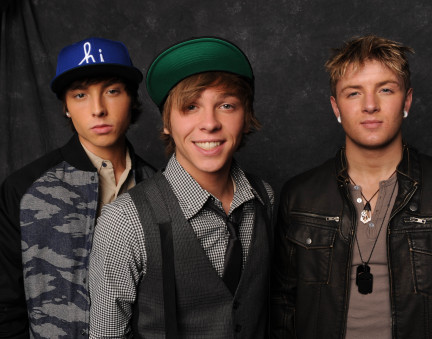 'The X Factor's' Emblem3 Sign With Syco Music & ColumbiaRecords