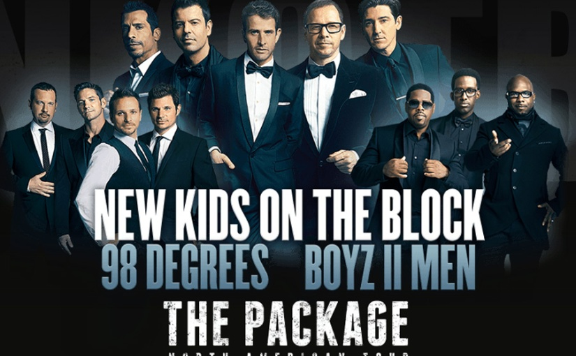 New Kids On The Block Announce Summer Tour with 98 Degrees & Boyz IIMen