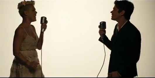 "Music Video >> P!nk ft. Nate Ruess – ""Just Give Me A Reason"""