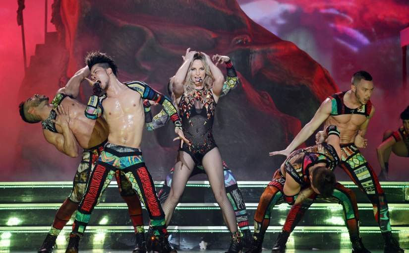 Britney Spears kicks off Las Vegas residency with SOLD OUTshow