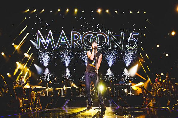 Maroon 5 to release 'V' on September2