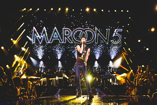 Maroon 5 to release 'V' on September 2