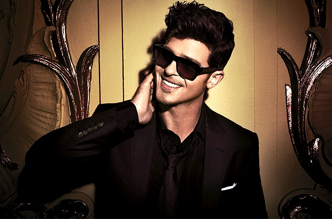 Robin Thicke to release new album on July 1