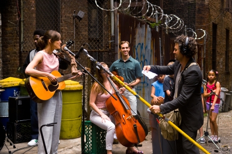 Movie Review >> 'Begin Again'