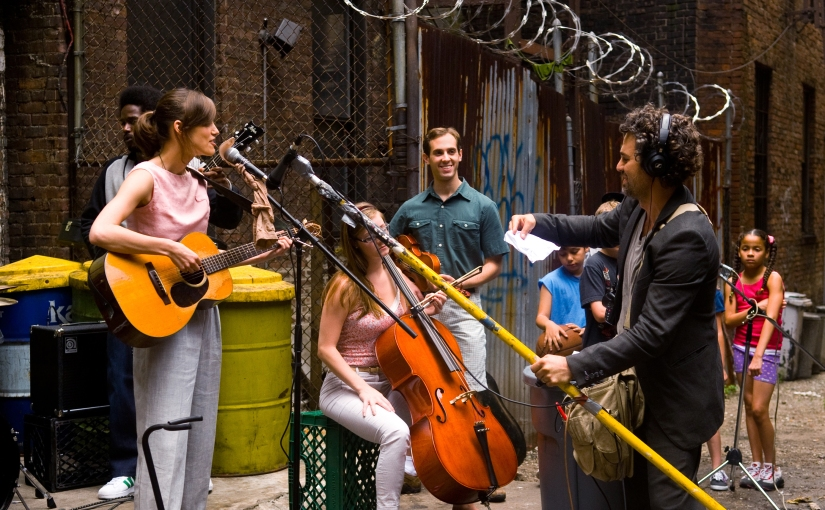 Film Review >> 'Begin Again'