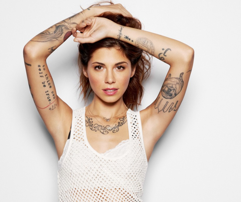 Christina Perri to Join Ed Sheeran on Fall 2015 Tour