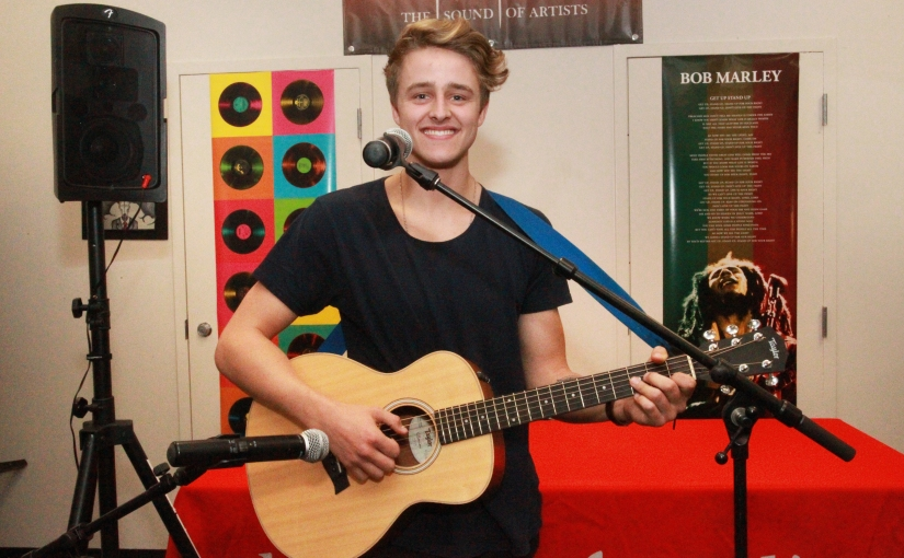 Catchy Acoustics: An Interview with Singer/Songwriter TylerStimpson