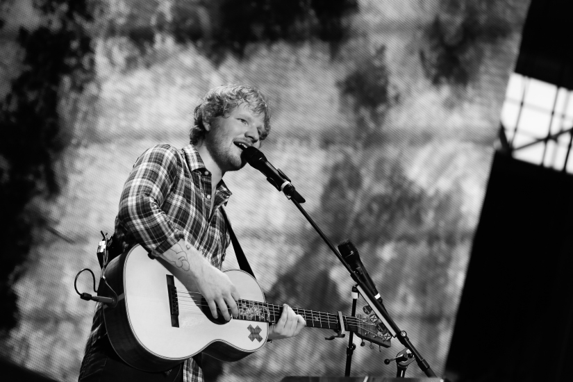 Ed Sheeran to Release 'x – Wembley Edition'