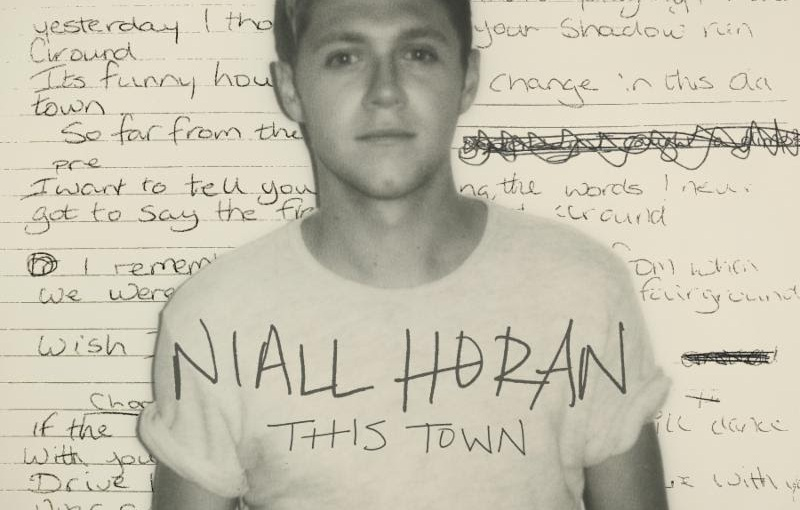 "Niall Horan Signs With Capitol Records, Releases Single ""This Town"""