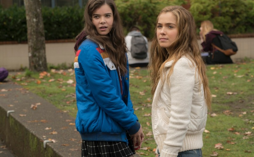 Hailee Steinfeld Talks 'The Edge of Seventeen'