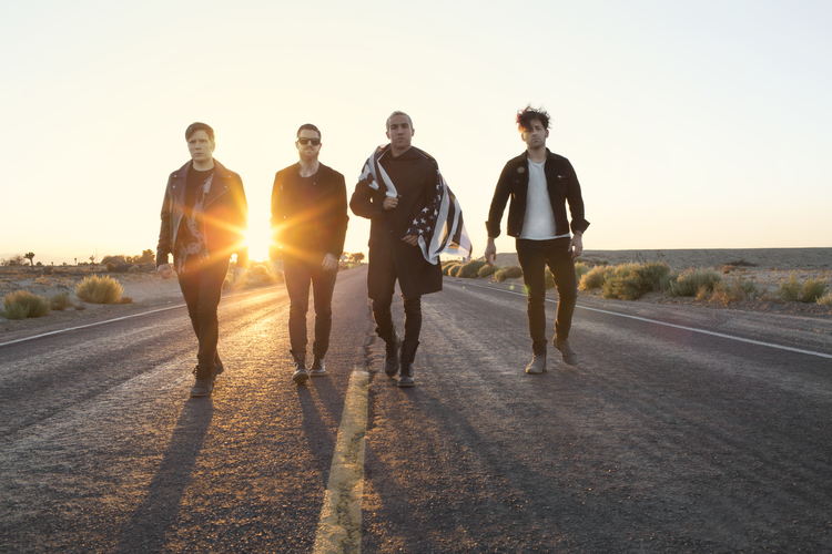 Fall Out Boy Push Back Release of 'MANIA'
