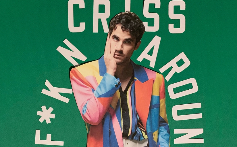 "Darren Criss Releases New Single: ""F*kn Around"""